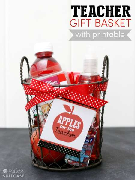 teacher-christmas-gift-basket-idea