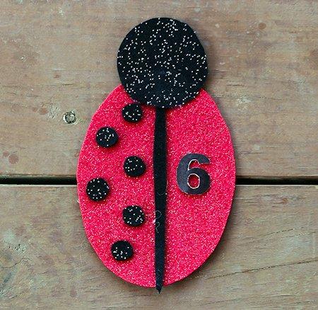 Ladybug Math Game