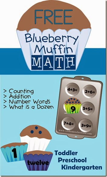 Blueberry Muffin Math - counting-addition-number words-toddler-preschool-kindergarten_thumb[1]