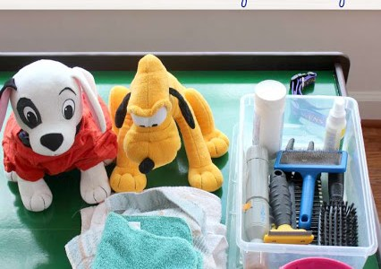 Pretend Play – Pet Grooming Salon