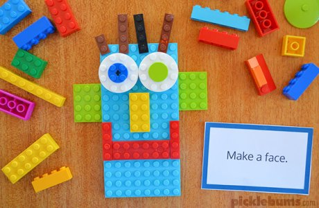 Printable Building Challenge Cards Take Blocks to Another Level