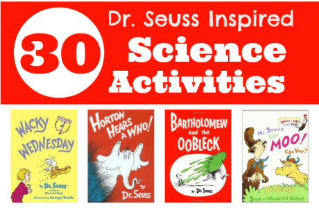 Dr. Seuss-Inspired Science: More that Just Oobleck!