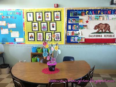 Classroom tour!