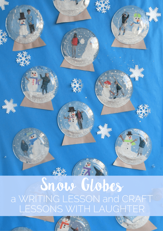 Snow Globes Writing and Craft