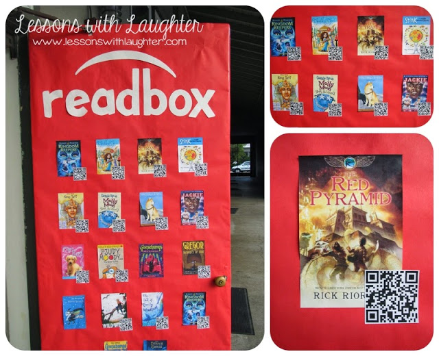 Readbox Door with QR Code Tutorial