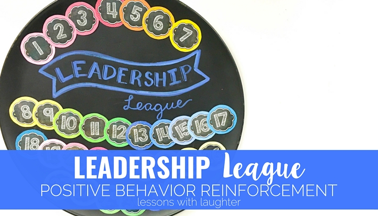 The Leadership League is a great incentive for positive behavior and encouraging students to exhibit positive leadership qualities.