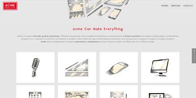 Acme Media Kits fra i primi 20 per Elegant Themes