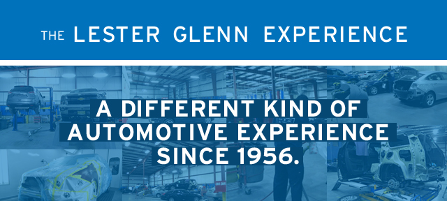 Lester Glenn Collision Center Employment