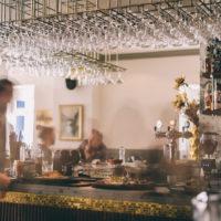 Το bar της Λέσχης Σύμμετρον