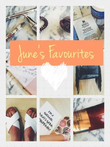 June's Favourites