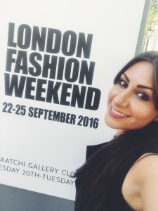 London Fashion Weekend AW16