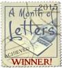 LetterMo 2015 Winner