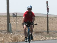 Gary riding...