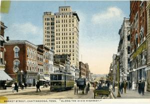 Market Street Chattanooga