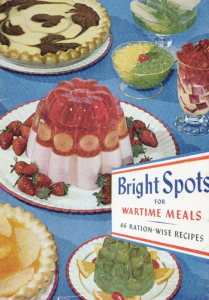 Wartime Jello Cookbook