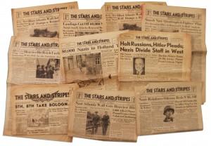 Stars And Stripes Newspaper