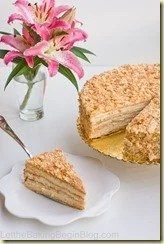 The best Napoleon Cake out there!