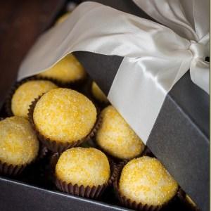 When Life Gives You Lemons, Make… Lemon Truffles!