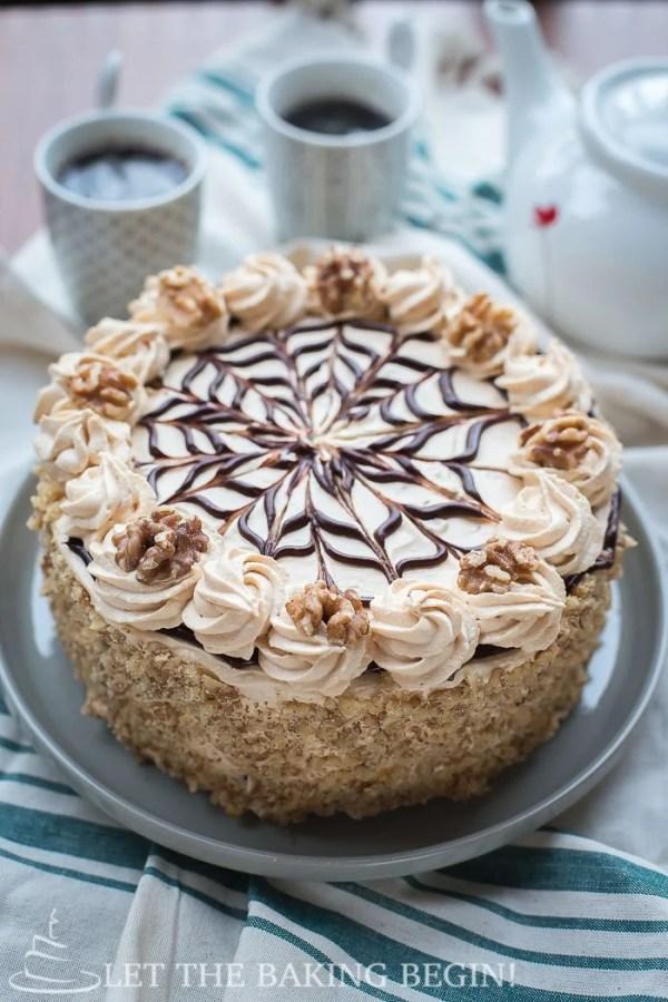 Chocolate Kiev Cake Recipe