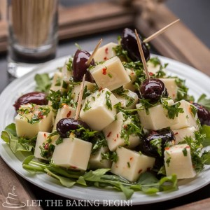 Marinated Cheese Appetizer Recipe