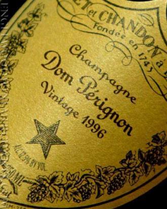 Vintage Dom Perignon Champagne...