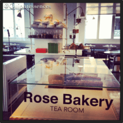 Rose Bakery...
