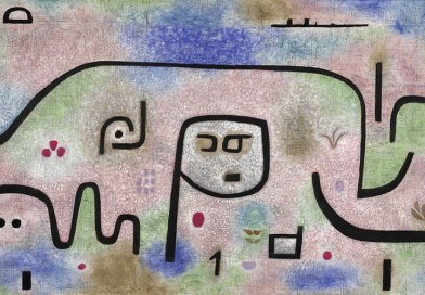 "Paul Klee: ""Irony at Work"" Retrospective.. at the Centre Pompidou…"