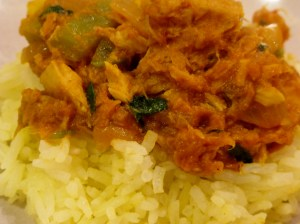 Super Quick Tuna Curry   The Levantess
