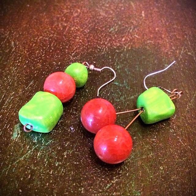 #Leva'earring#forsale #earrings #ishallstartagain