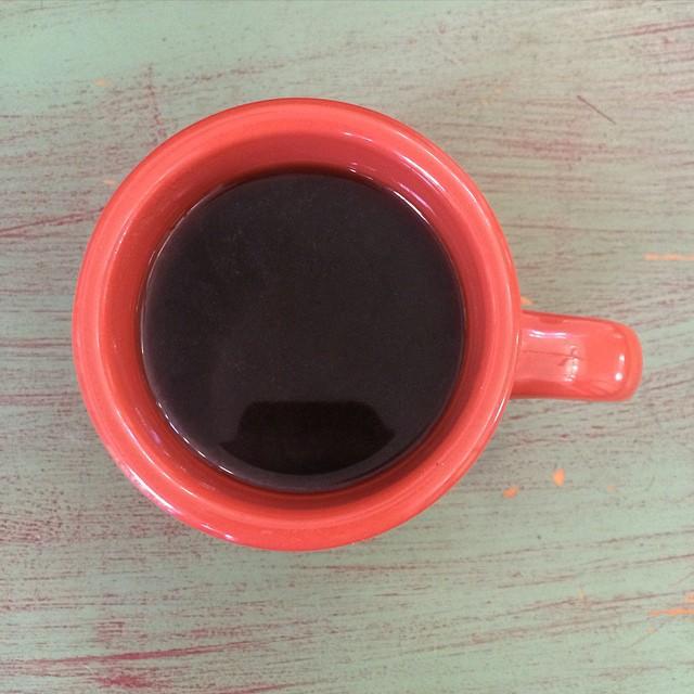 Good Black Morning #fridaythe13th #nofilter