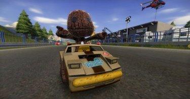 lbp karting sackboy