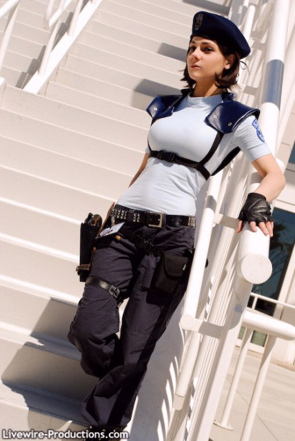 Jill Valentine Cosplay