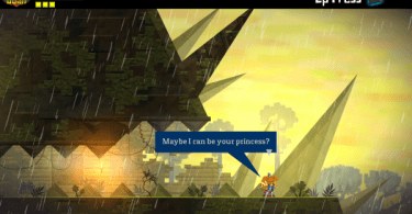 Guacamelee maybe I can be your princess