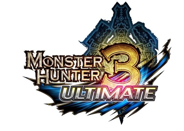 Monster Hunter 3 Ultimate Title