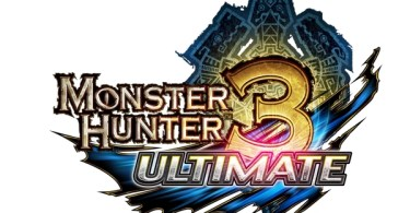 Monster Hunter 3 Ultimate Title