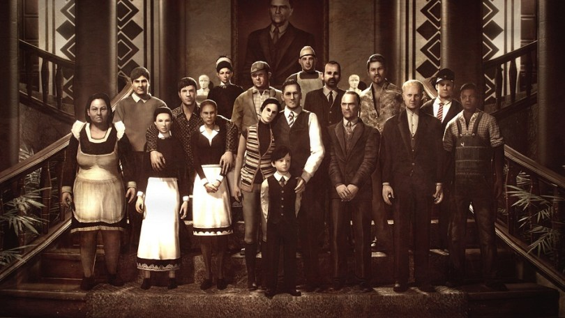 Lucius Family Portrait