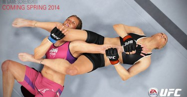 Tate Rousey EA Sports UFC