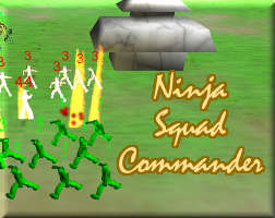 Ninja Squad Commander