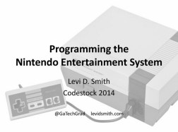 Programming the Nintendo Entertainment System