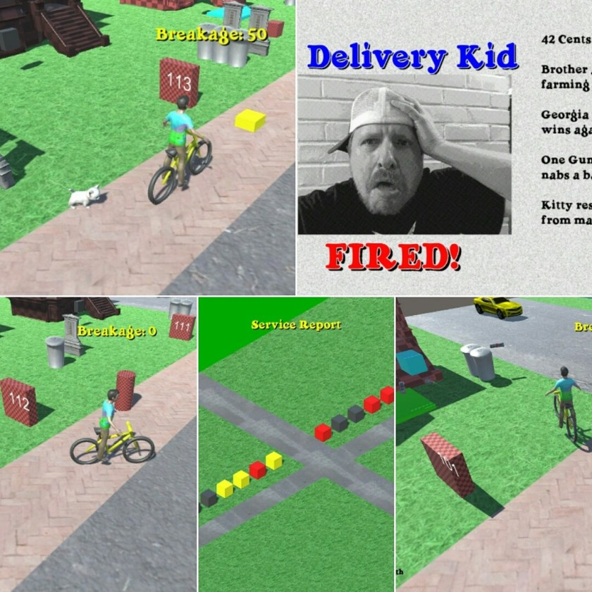 Delivery Kid