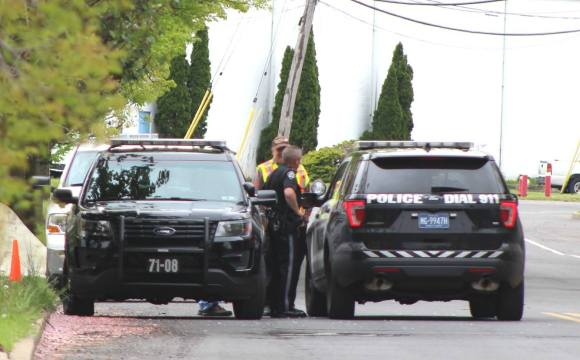 UPDATED: Chemical Leak Contained