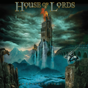 HOUSE OF LORDS - INDESTRUCTIBLE - 5 JUIN - FRONTIERS MUSIC