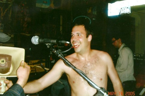 Jason, Shirtless at Pub 33