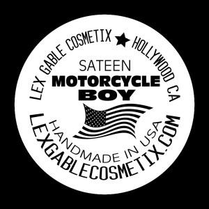 MOTORCYCLE BOY :: Lex Gable Cosmetix