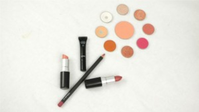Maquillage printanier produits makeup geek, mac velvet teddy pure zen chanel
