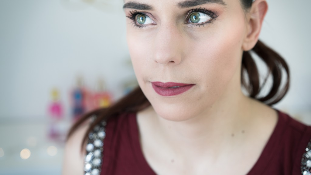 Maquillage Huda Beauty Stéphanie Page
