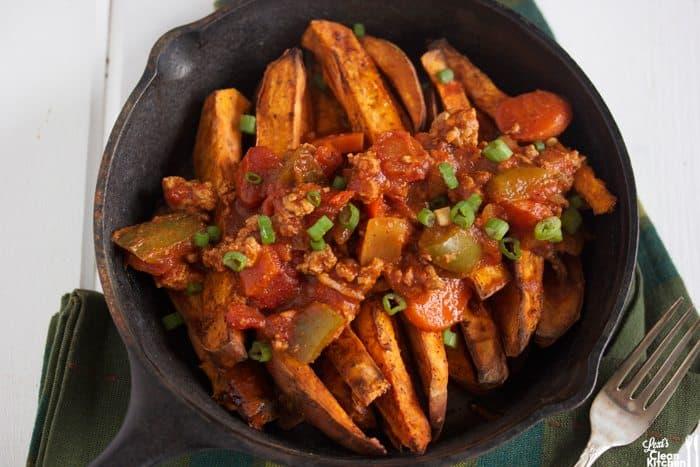 Paleo Chili Chips