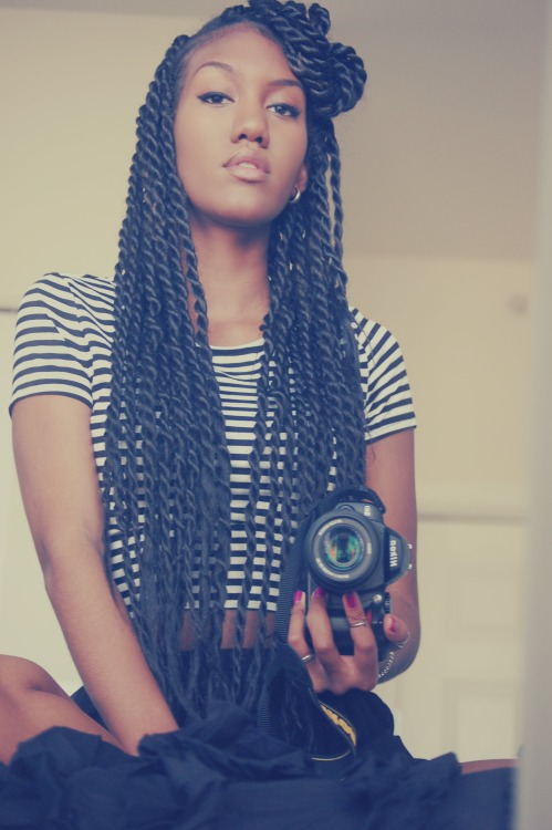 Crochet Braids Old School : Crochet Braids