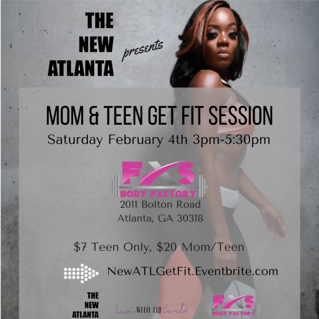 Mom & Teen Get Fit Session (1)