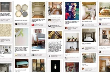 pinterest home decor page